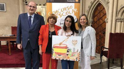 Una alumna ibicenca representará a Balears en el concurso '¿Qué es un Rey para ti?'