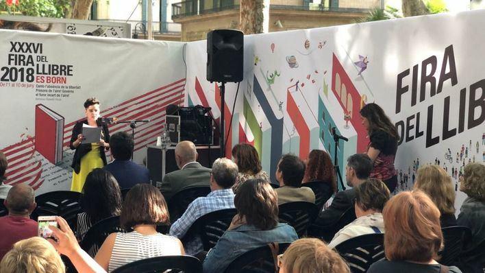 Arranca la XXXVI Feria del Libro en el Born de Palma con claro mensaje reivindicativo