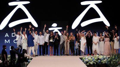 10 diseñadores compiten en la final del certamen de moda 'Futur Adlib'