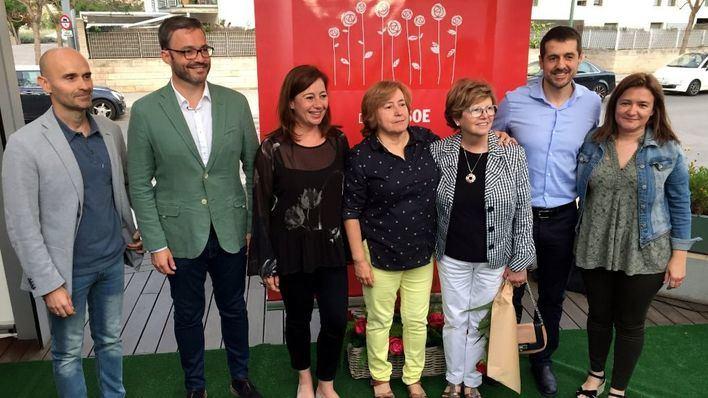 Armengol asegura ante 400 personas que 'Más pronto que tarde tendremos el nuevo REB'