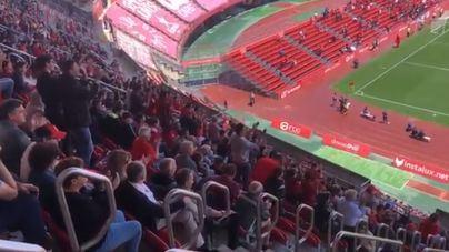 El Mallorca continúa lider y vence al Rayo Majadahonda