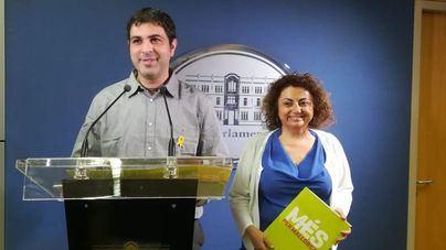 """Més advierte al PSOE de que no tiene """"un cheque en blanco"""" y que Sánchez es presidente """"por sorteo"""""""