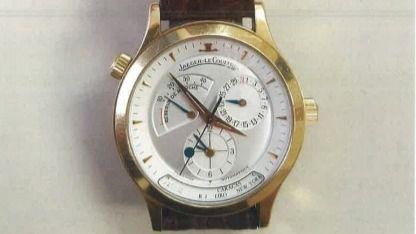 Detenida una pareja por intentar robar un reloj de 25.000 euros