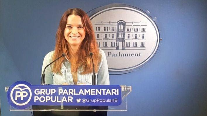 """El PP pide a Armengol que """"firme ya"""" con Sánchez la financiación para Balears pactada con Montoro"""