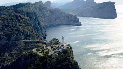 Zona emblemática de la isla, Formentor