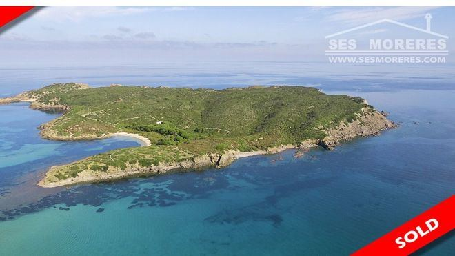 Rebajan la Illa d'en Colom en Menorca que se vende por 3,2 millones