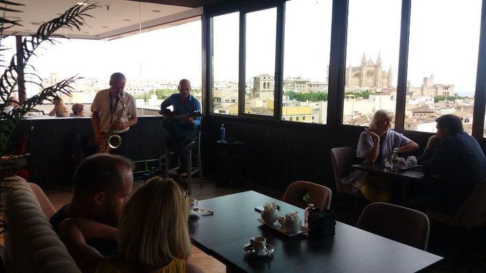 Jazz, cada martes en la nueva cafetería de El Corte Ingles de Jaime III