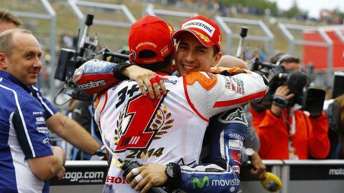 Jorge Lorenzo ficha por Honda para 2019