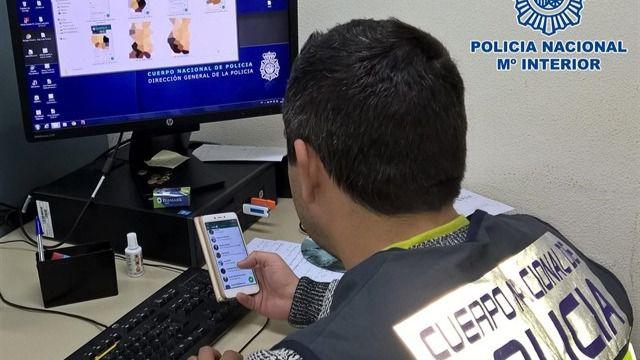 Desmantelan un grupo de whatsapp de pornografía infantil con 300 usuarios, algunos en Mallorca