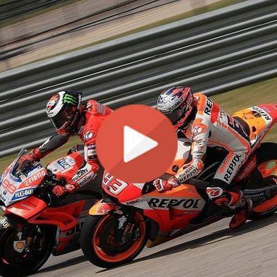 Vídeo viral: Imágenes 'secretas' de Jorge Lorenzo entrenando con Marc Márquez en Honda