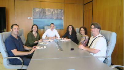 Calvià y Fundació Deixalles colaboran contra la exclusión social