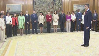El dato: Sánchez forma el Gobierno con más mujeres de la democracia
