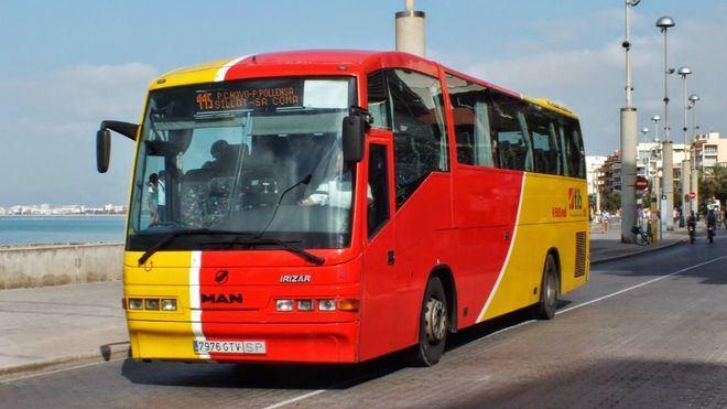 Subida salarial del 10 por ciento para el transporte interurbano