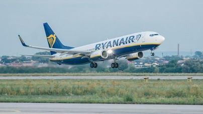 """Italia multa a Ryanair por cancelar """"numerosos"""" vuelos"""