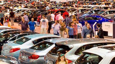 Baja un 2,1 por cien el precio medio del coche de ocasión en Baleares