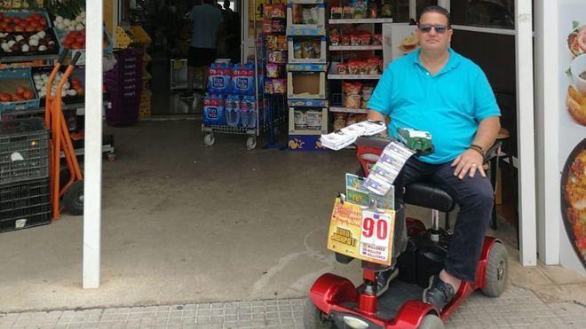 El cuponazo deja euros en marratx for El cuponazo de la once
