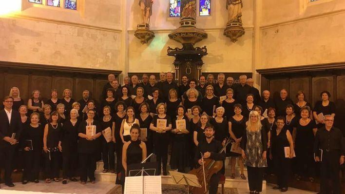 Orfeón Ramon Llull participa en un concierto masivo de 'Carmen'