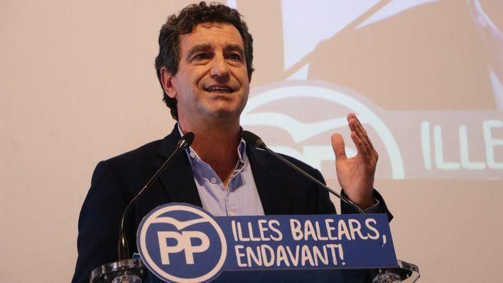 Company participa en la Junta Nacional del PP para elegir al sucesor de Rajoy