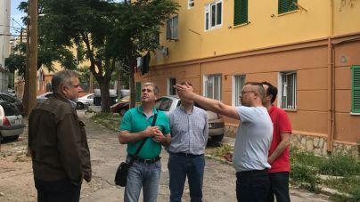 Camp Redó exige a Hila que atienda la barriada:
