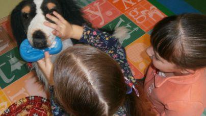 S.O.S. Animal imparte clases a niños para que respeten a los animales