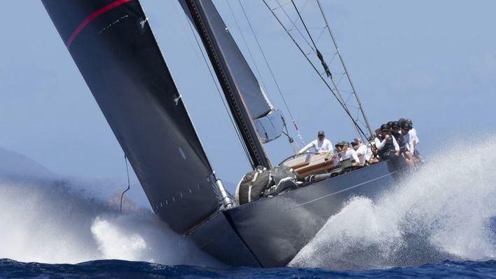 La Superyacht Cup reúne en Palma a los barcos más impresionantes del mundo
