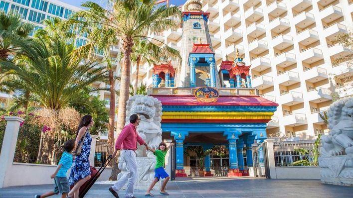 Meliá invertirá 4,8 millones en animación de sus hoteles Sol