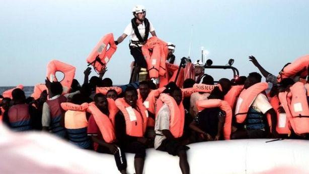 Armengol ofrece Balears para acoger a los refugiados del 'Aquarius'