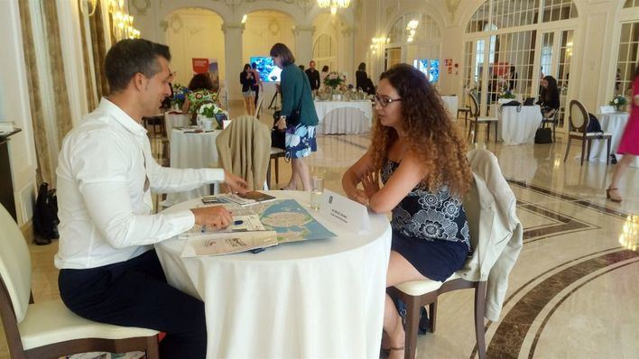 Palma se promociona en el mercado francés como destino MICE
