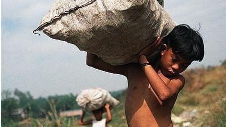 218 millones de niños son obligados a trabajar desde que son pequeños