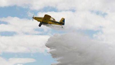 El piloto del avión desaparecido tenía cinco años de experiencia en acciones del Ibanat