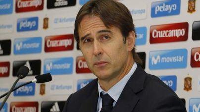 Lopetegui, destituido como seleccionador nacional tras fichar por el Real Madrid