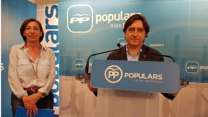 """Exigen al Govern el """"pago íntegro e inmediato"""" de los 125 millones que debe al Consell de Mallorca"""