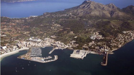 Abierto el plazo para alegar sobre los futuros usos del puerto de Alcúdia