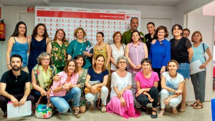 Cruz Roja atiende a unos 8.500 mayores al año en Balears