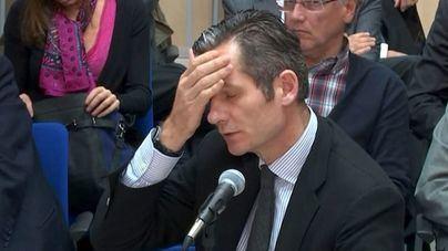 """El abogado de Urdangarín dice que no pedirá el indulto y que ve """"muy difícil"""" plantear un recurso al TC"""