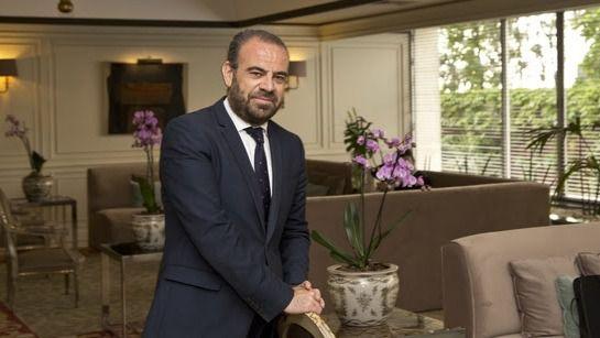 Gabriel Escarrer, 'Líder Top de la Empresa Familiar'