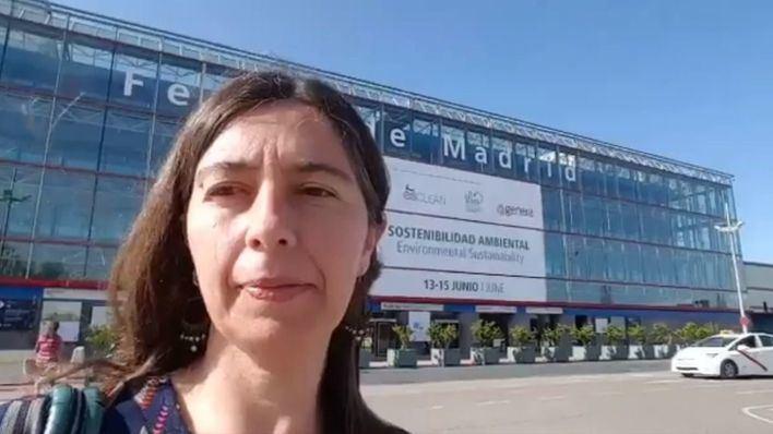 """Neus Truyol expone en Madrid los """"avances de Palma"""" como ciudad sostenible, limpia y ecológica"""