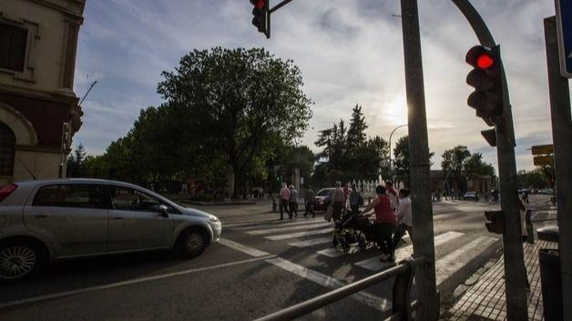 Instalarán cámaras de control para los conductores que se salten semáforos en rojo en Palma