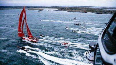 El Mapfre recupera el liderato de la Volvo Ocean Race