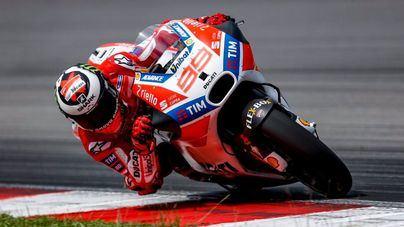 Lorenzo: 'Me debo a Ducati hasta el final'
