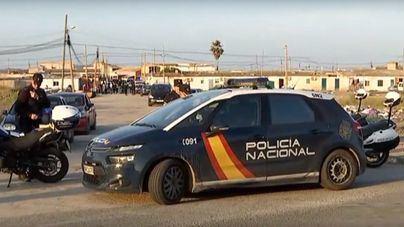 Diez detenidos de una banda que suministraba droga a clanes de Son Banya y el Polígono de Levante