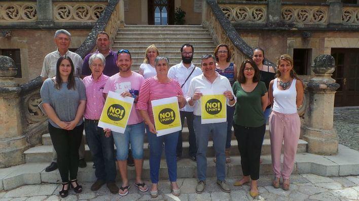 Andratx se posiciona en defender una Mallorca libre de agresiones sexistas