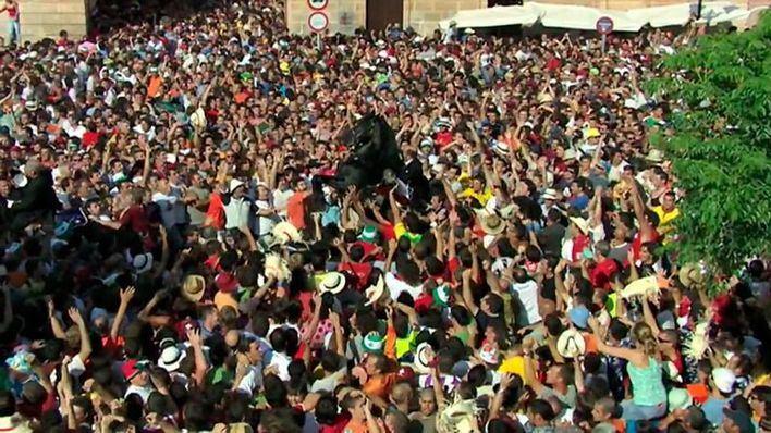 Pacma exige al Govern que se prohiban los jaleos menorquines