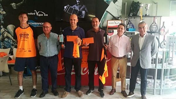 Paco Galán, de Technal, y Ángel García, de Piema, ganan la CAEB Business Cup