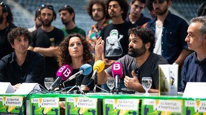 40 grupos de Mallorca actúan por la 'Setmana per la Llibertat d'Expressió'