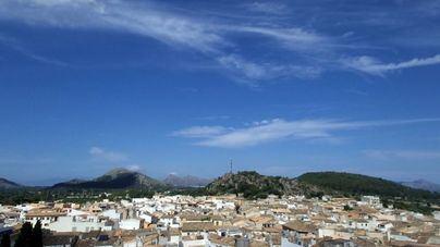 Sol con posibilidad de lluvias débiles en el interior de Mallorca