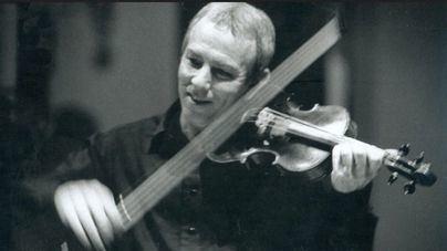 El Xesc Forteza acoge un concierto del violinista Barry Sargent
