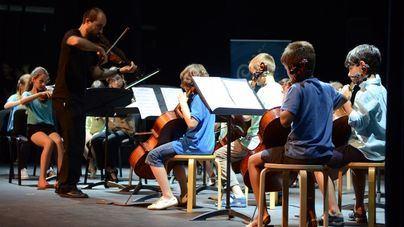 250 músicos celebran un concierto a beneficio de Mallorca Sense Fam