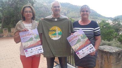 Unos 500 palistas participan este domingo en la XXVI Vuelta a la Dragonera