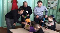 Palma acoge a 40 menores dentro del programa de saneamiento de niños de Chernóbil